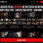 Czechav With AOL Account