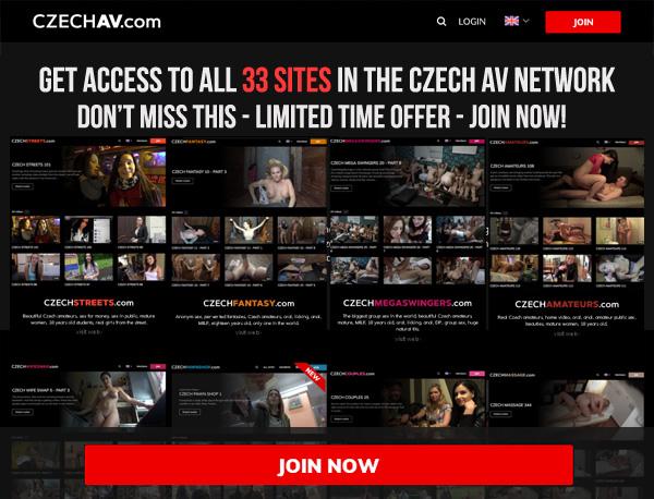 Czechav.com Porn Discount