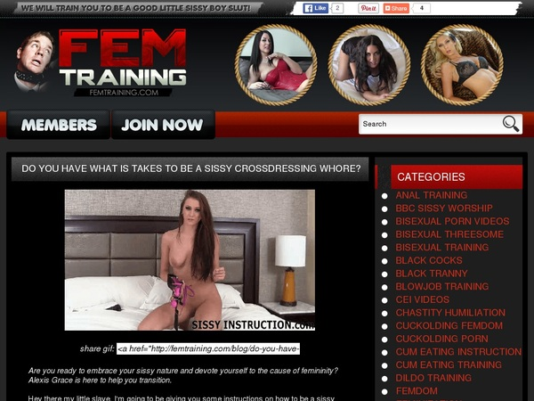 Femtraining.com Full Discount