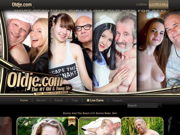 Get Oldje.com Free Logins