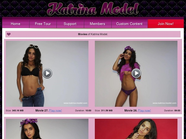 Katrina Model Hd Free