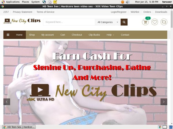 Newcityclips.com Promo Id