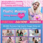 Plastic Mommy With Mastercard