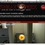 Sneaky Peek Fxbilling