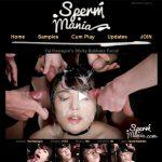 Sperm Mania サイン アップ