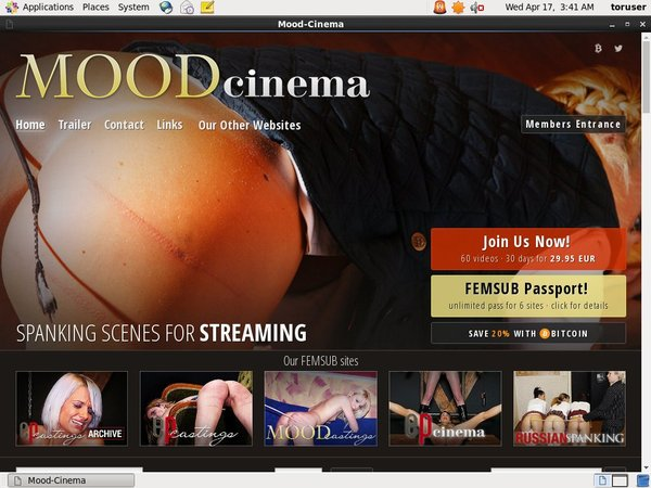 Mood-cinema.com Net