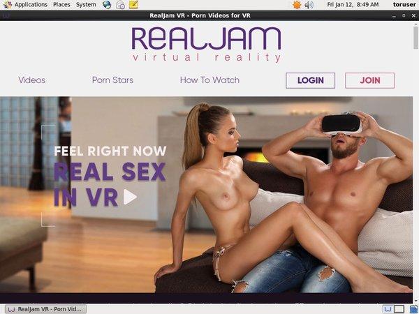 Real Jam VR Porn Videos