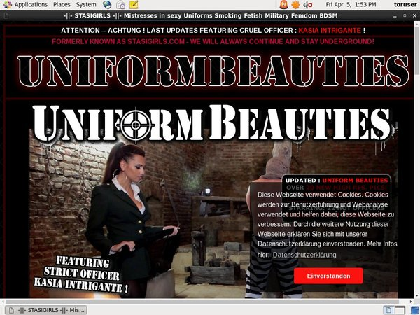 Uniformbeauties.com Discounted Deal