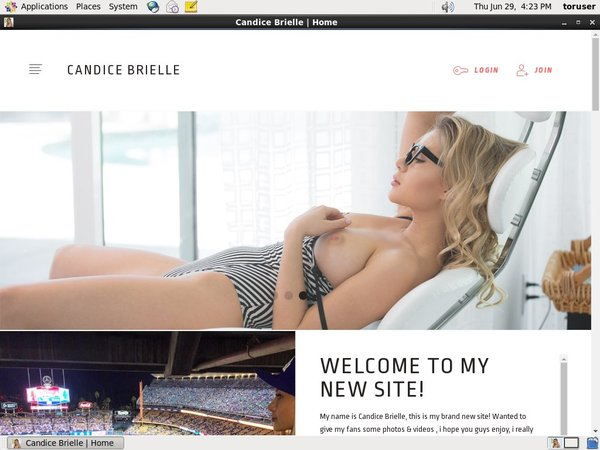 Candice Brielle Lower Price