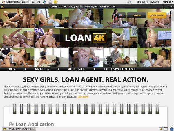 Loan 4k Discount Member