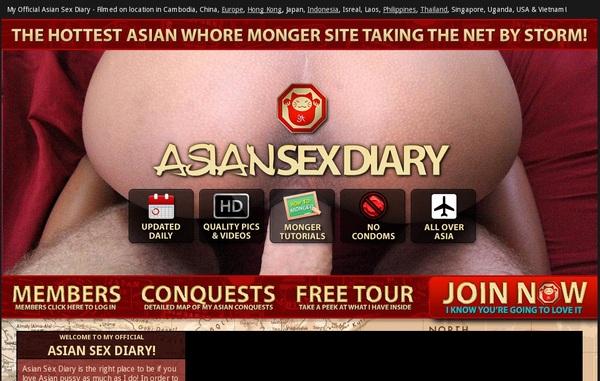 Asian Sex Diary Password Free