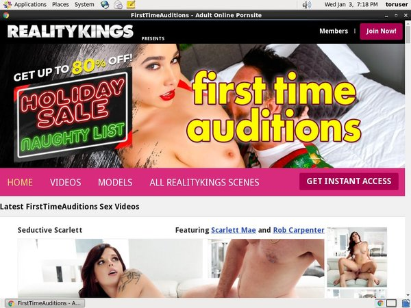 First Time Auditions Best Videos